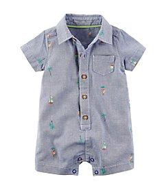 Carter's® Baby Boys' Palm Tree Romper