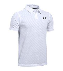Under Armour® Boys' 8-20 Tech Polo Shirt