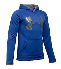 Under Armour® Boys' 8-20 Highlight Fleece Hoodie