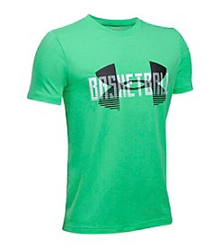 Under Armour® Boys' 8-20 Basketball Tee