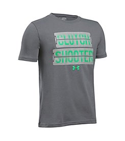 Under Armour® Boys' 8-20 Clutch Shooter Tee