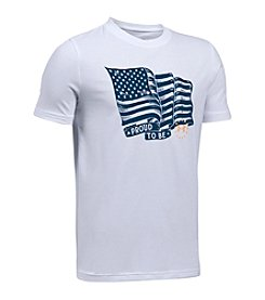 Under Armour® Boys' 8-20 Proud To Be Tee
