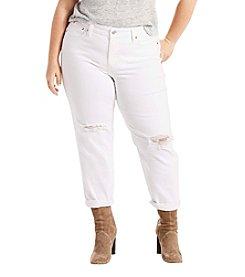 Levi's® Plus Size Boyfriend Jeans