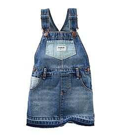 OshKosh B'Gosh® Girls' Denim Jumper