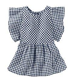 OshKosh B'Gosh® Girls' Ruffle Sleeve Top