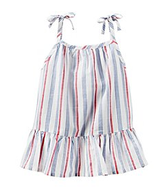 OshKosh B'Gosh® Girls' Striped Tank Top