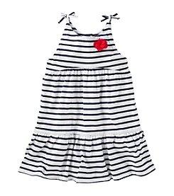 OshKosh B'Gosh® Girls' Striped Dress