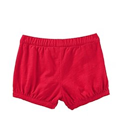 OshKosh B'Gosh® Girls' Tie Front Bubble Shorts