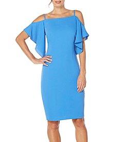 Laundry by Shelli Segal® Off Shoulder Dress