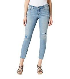 Vintage America Blues™ Boho Skinny Ankle Jeans