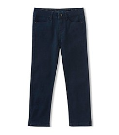 Calvin Klein Jeans Girls' 2T-6X Ultimate Skinny Capri Pants