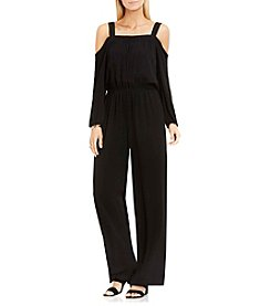 Vince Camuto® Cold Shoulder Jumpsuit