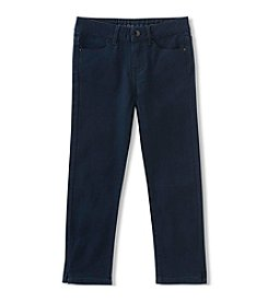 Calvin Klein Jeans Girls' 7-16 Ultimate Skinny Capri Pants