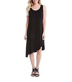 Karen Kane® Asymmetrical Hem Dress