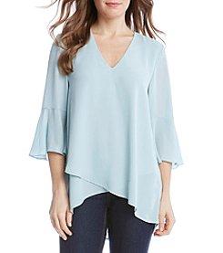 Karen Kane® Bell Sleeve Blouse