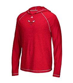 adidas® NBA® Men's Chicago Bulls Fleece Hoodie