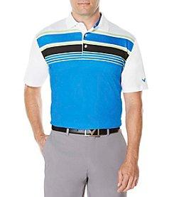 Callaway® Men's Roadmap Stripe Polo