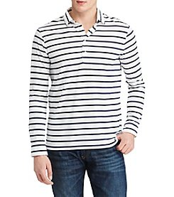 Polo Ralph Lauren® Striped Cotton Jersey Popover