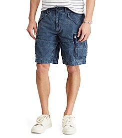Polo Ralph Lauren® Classic Fit Cotton Cargo Shorts