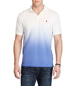 Polo Ralph Lauren® Big & Tall Classic Fit Cotton Mesh Polo