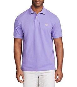 Chaps® Stretch Mesh Polo Shirt