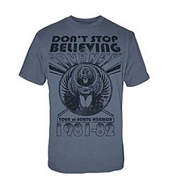 Live Nation Men's Journey Dont Stop Believing Graphic Tee