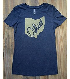 Megan Lee Designs® Ohio State Tee