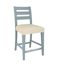 Canadel Medium Spaced Ladder Back Counter Stool