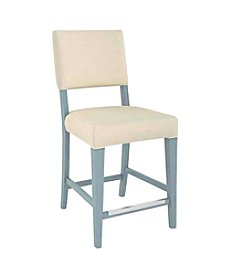 Canadel Upholstered Counter Stool with Separate Back and Seat