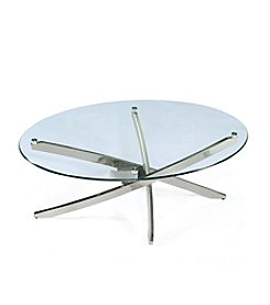 Magnussen® Home Zila Oval Cocktail Table