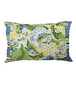 Waverly® Floral Flourish Decorative Pillow