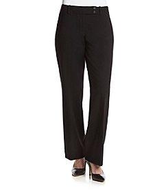 Calvin Klein Petites' Lux Curvy Pants