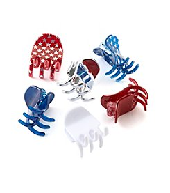 Fantasia Accessories 6-Pack Mini Hair Clips
