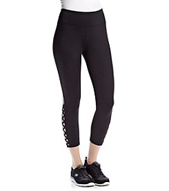 Charmed Hearts® Side Cut-Out Performance Leggings