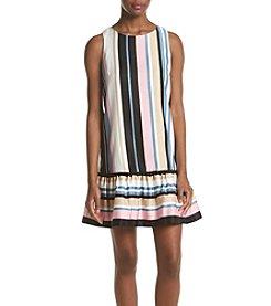 Nicole Miller New York™ Striped Dress