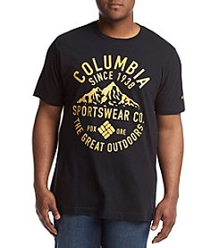 Columbia® Men's Big & Tall Reaper Short Sleeve Crew Tee
