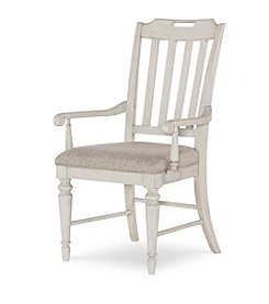Legacy Brookhaven Slat-Back Arm Chair