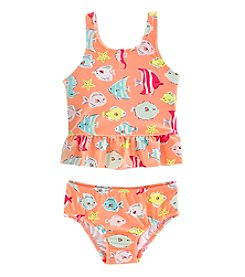 Carter's® Baby Girls' Fish Print Tankini
