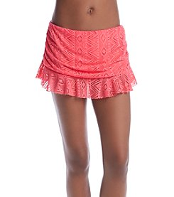 In Mocean® Crochet Skirted Bottom