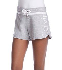 Calvin Klein Performance Terry Logo Shorts