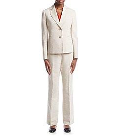 LeSuit® Cross Hatch Suit