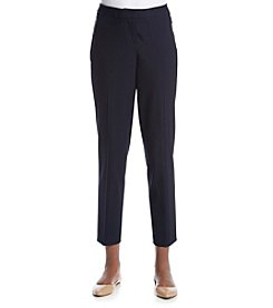 Ivanka Trump® Zipper Pocket Pants