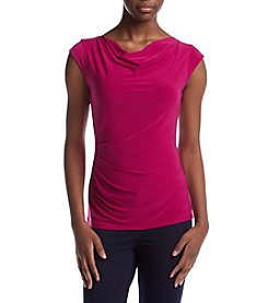 Anne Klein® Cowl Neck Top