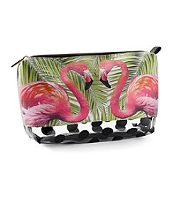 Tricoastal Flamingo Cosmetic Bag