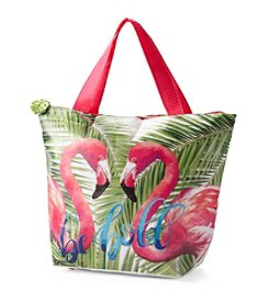 Tricoastal Flamingo Lunch Tote