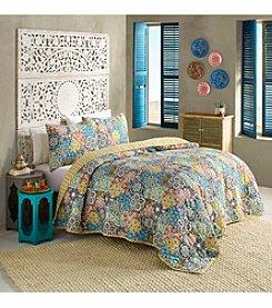 Blissliving Home® Riyadh Reversible Quilt Set