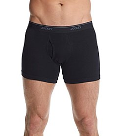 Jockey® Big & Tall Boxer Briefs