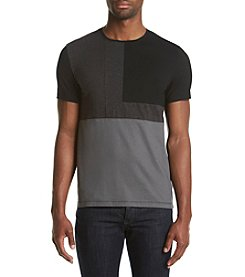 Calvin Klein Colorblocked Men's Short Sleeve Tee