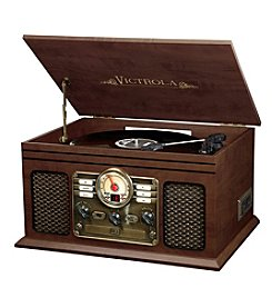 Victrola® Aviator 6-in-1 Record Player with Bluetooth®