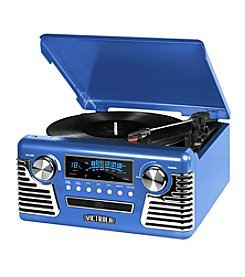 Victrola® 50's Retro Record Player with Bluetooth®